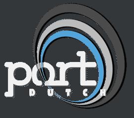 Portdutch logo - Contact